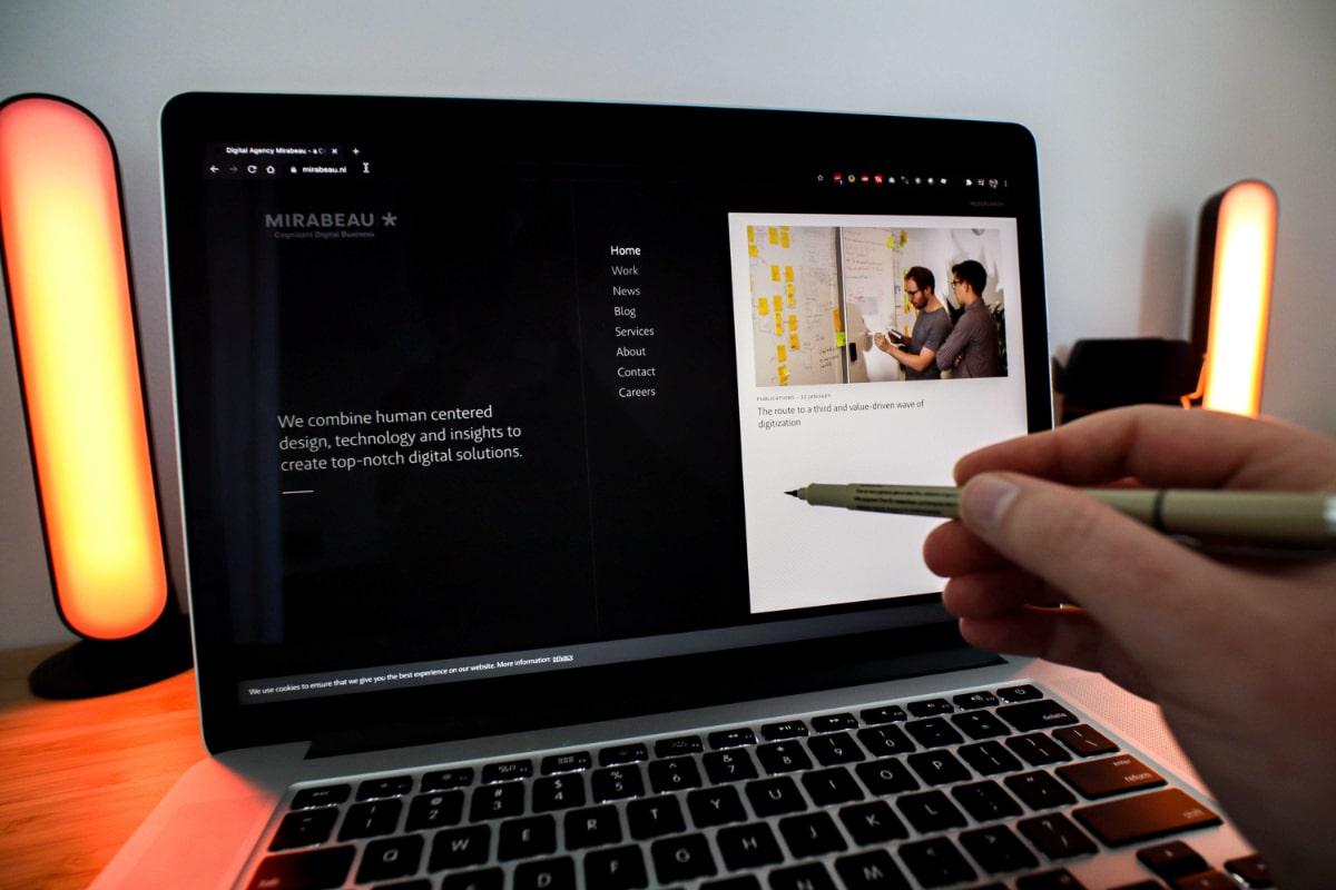 Design handoff in the browser