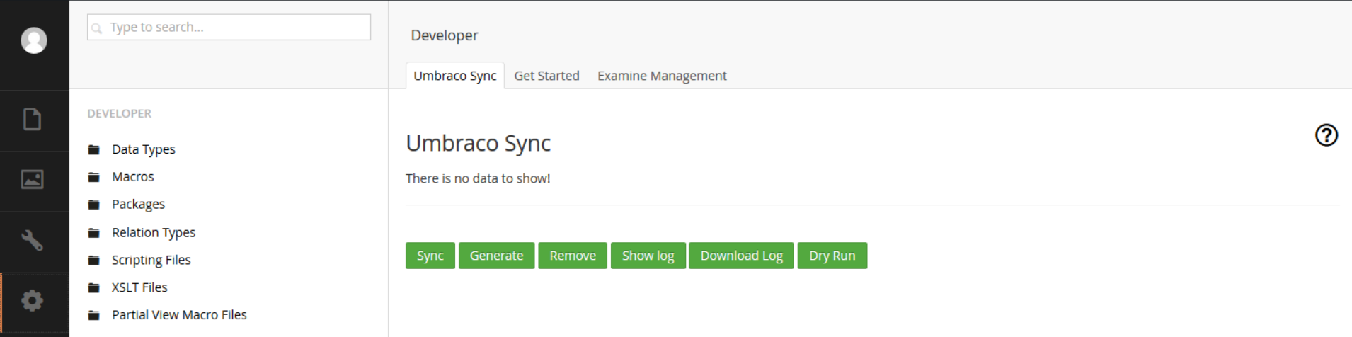 Continuous-deployment-met-Umbraco-Sync-Backend-plugin-screenshot