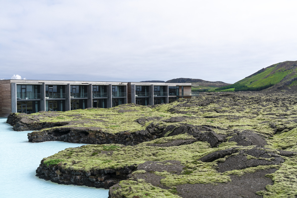 Natural Jacuzzi Iceland.Welcome Blue Lagoon Iceland