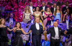 ANDRE RIEU'S MAGICAL MAASTRICHT: TOGETHER IN MUSIC poster