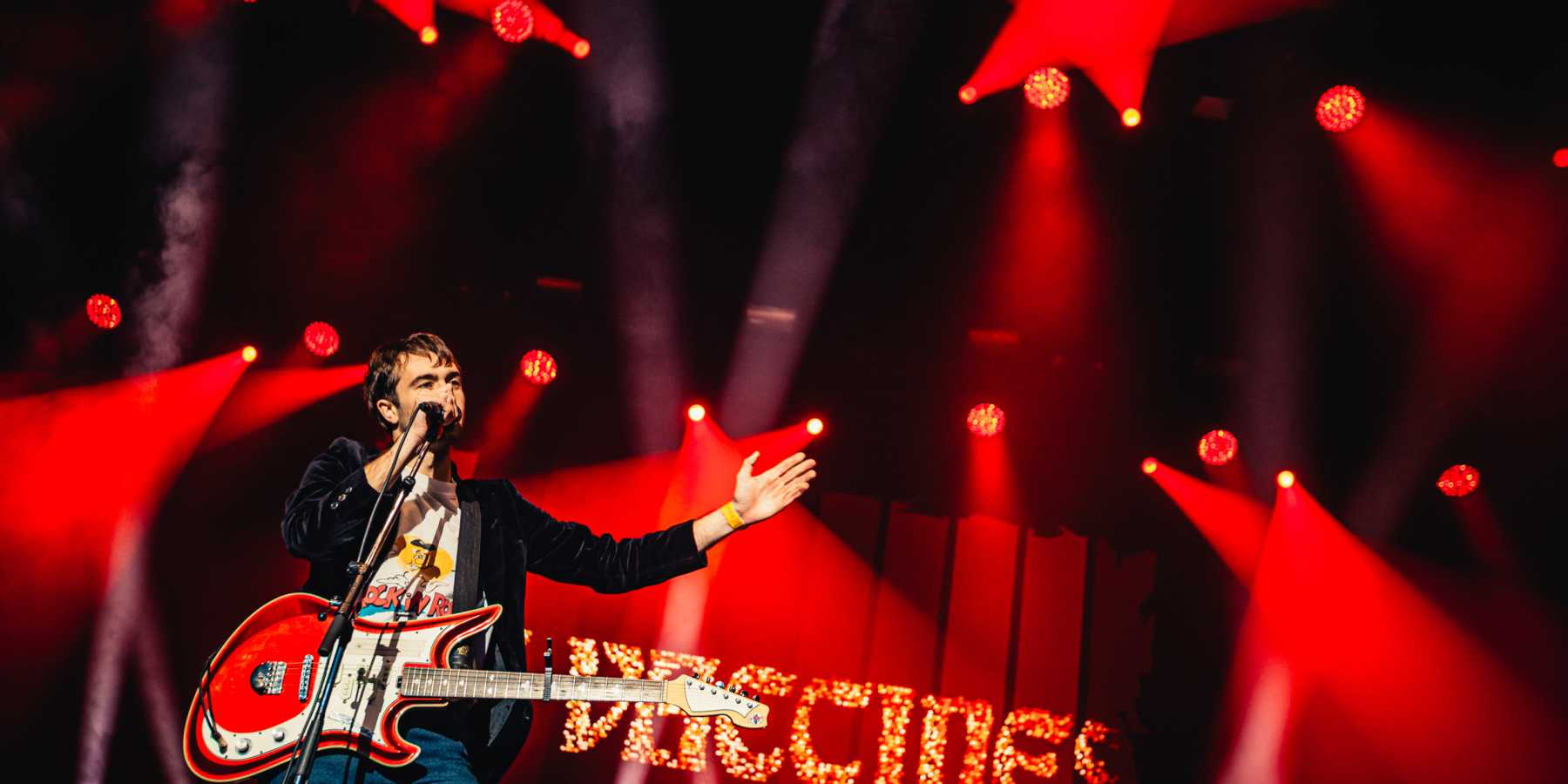 The Vaccines - Crammerock - 07/09/2019