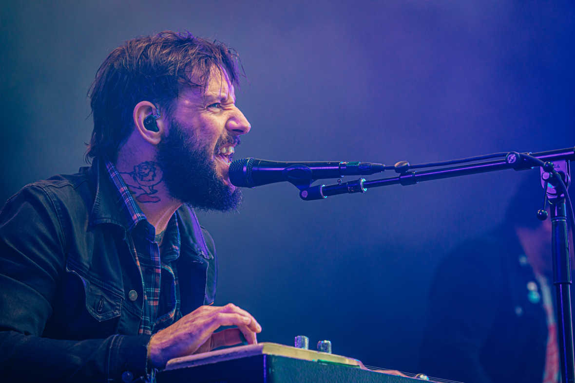 Band of Horses - Cactus Festival - 07/07/2019
