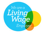 All of our staff are on a <strong>Real Living Wage</strong>.