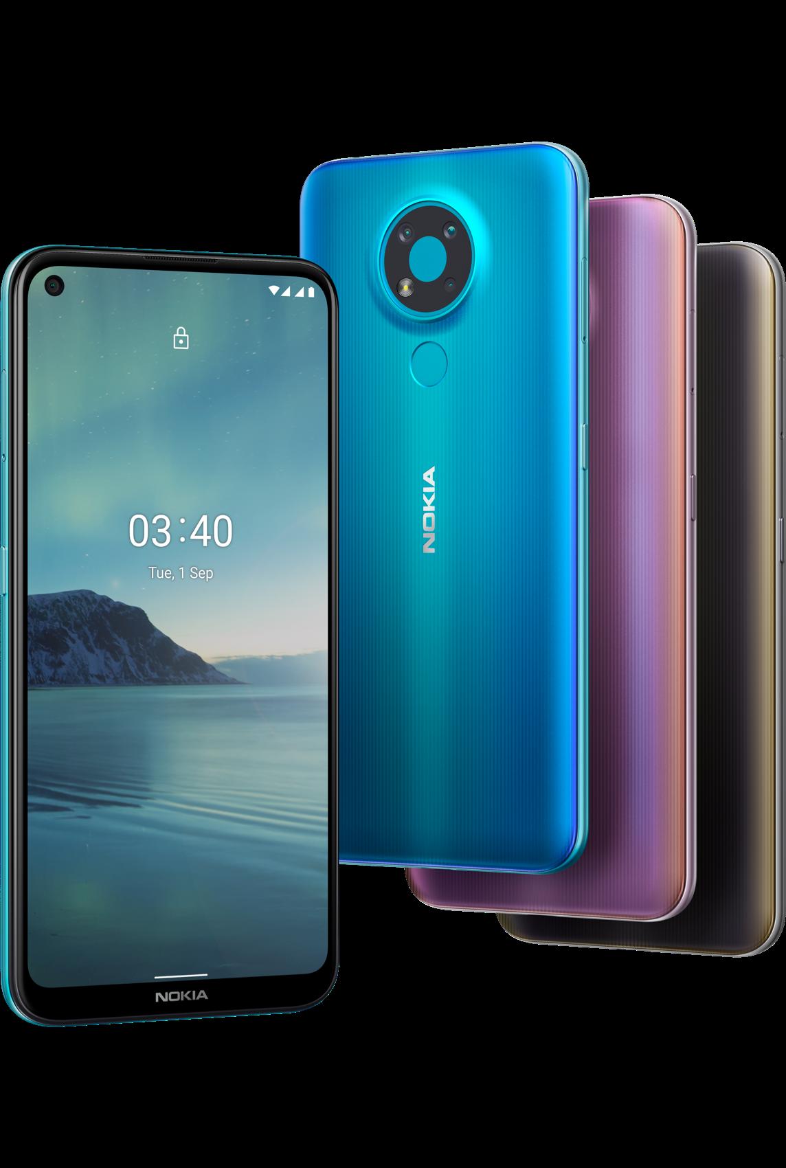 Nokia 3 4 Mobile