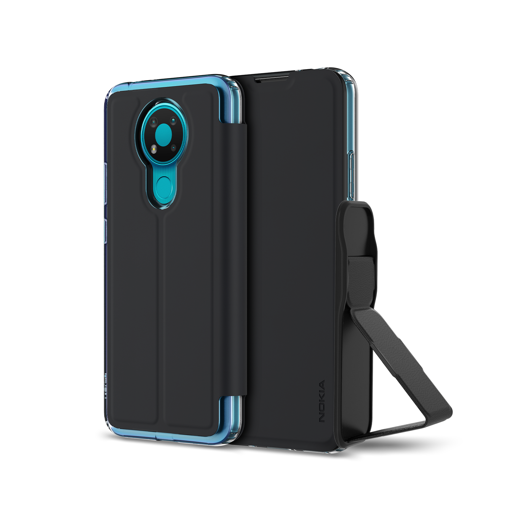Pack de funda y Grip and Stand