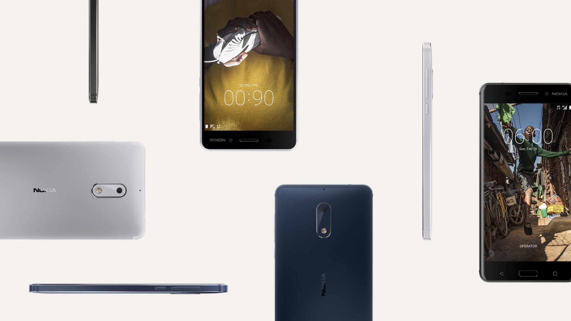 Nokia 6 (Arte Black)