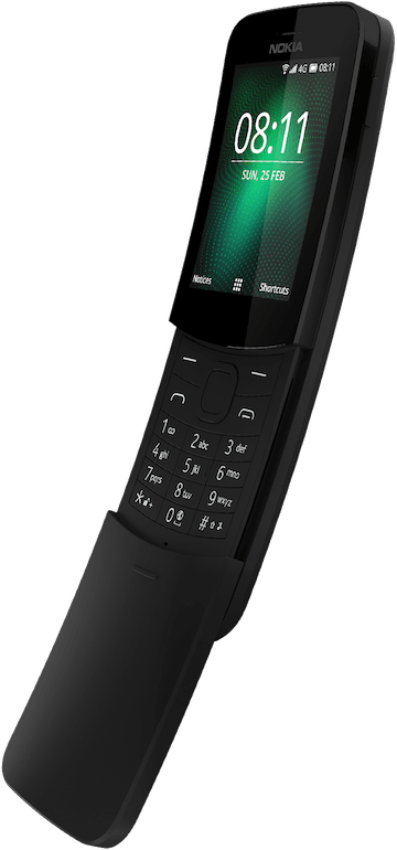 Buy Nokia 8110 4G mobile | Nokia phones | International