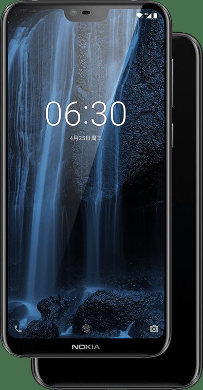 Nokia 6.1 plus (Nokia X6) Price, Specifications, Features.