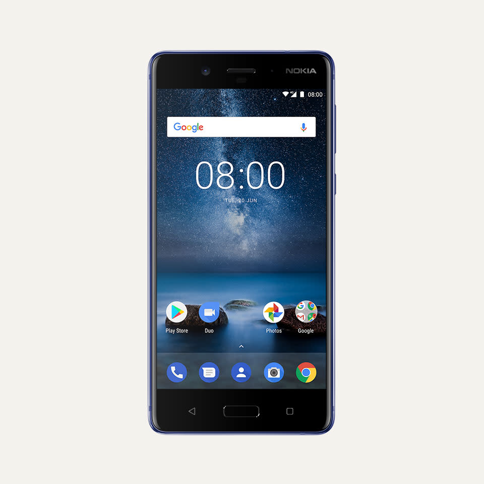 nokia 6 u2013 android phone with a metal body nokia phones