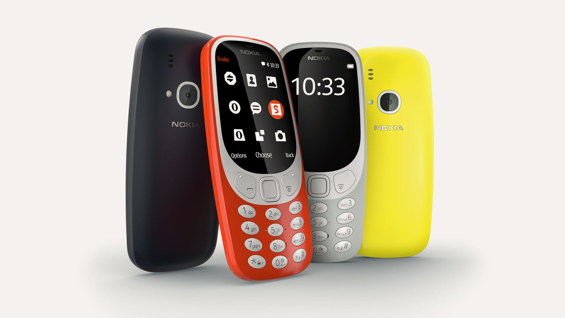 Risultati immagini per Nokia 3310