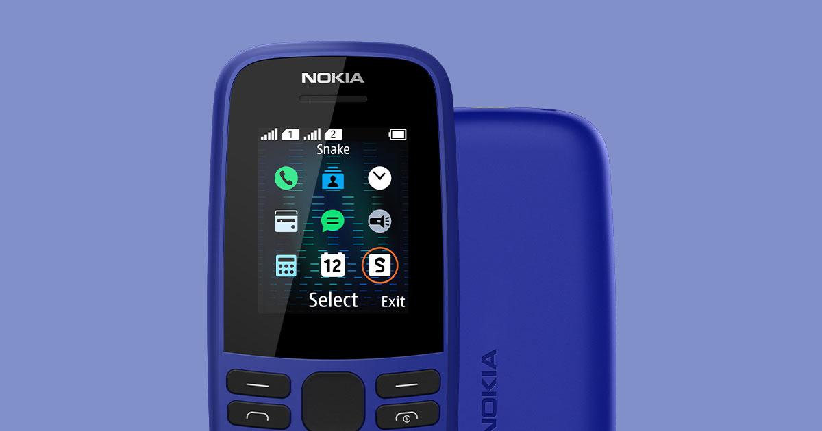 The new Nokia 105 | Nokia phones | International - English