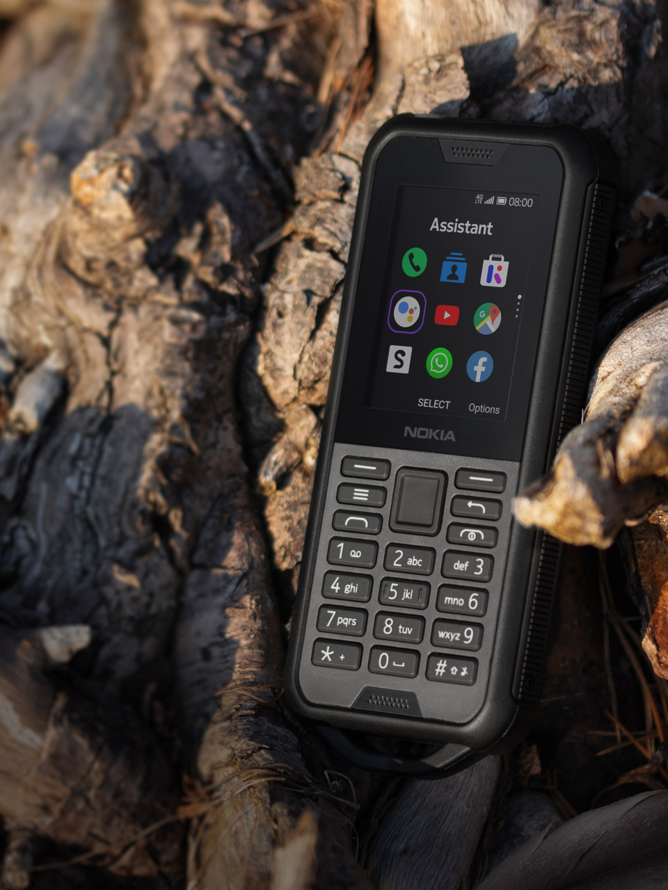 Nokia 800 Tough Phones