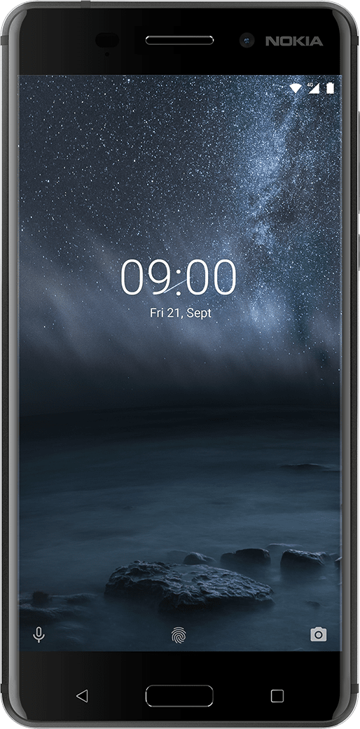 Nokia 6 – Android phone with a metal body | Nokia phones