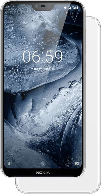 Nokia 6 1 Plus  Stand out and tell your story | Nokia phones