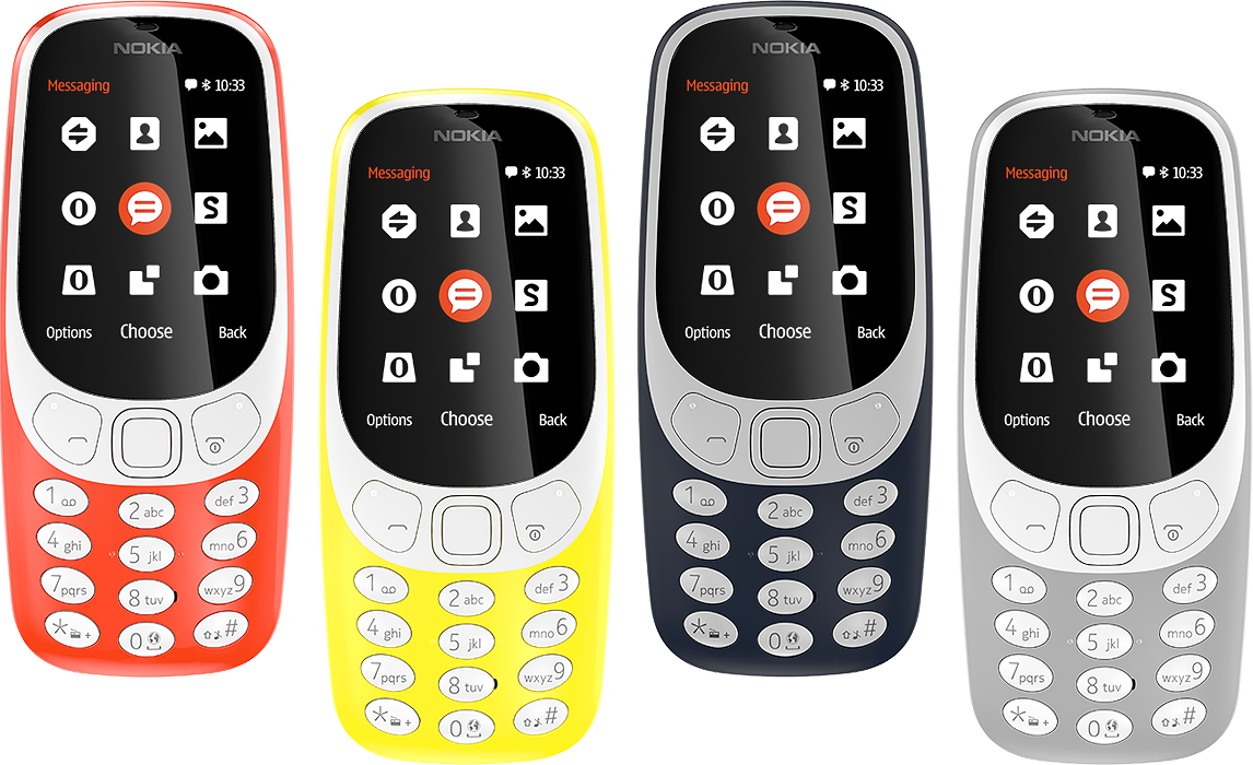 Nokia 3310 (2017) Full Specifications ,Release Date ,Features ,Price in USA