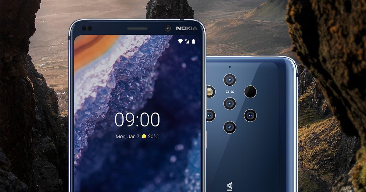 Nokia 9 PureView | Nokia phones | United Kingdom - English
