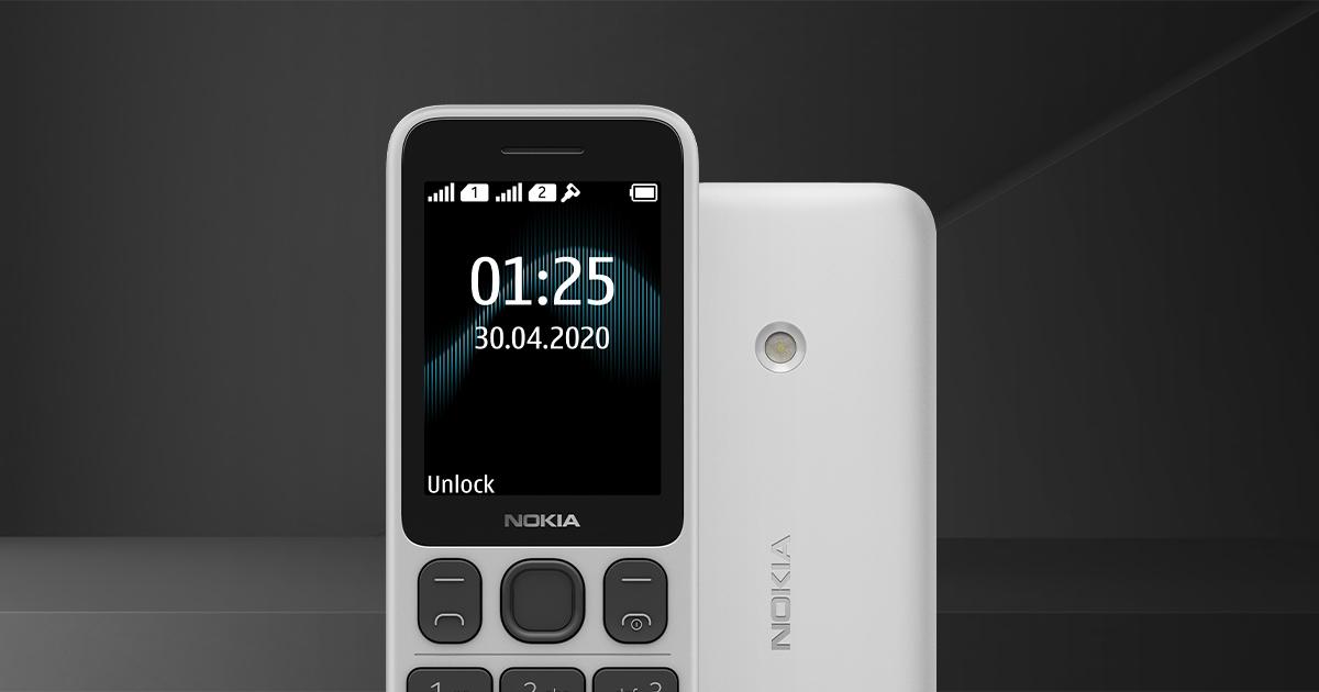 Телефон Nokia 125 с радио со встроенной FM-антенной | Телефоны Nokia,  Россия | русский
