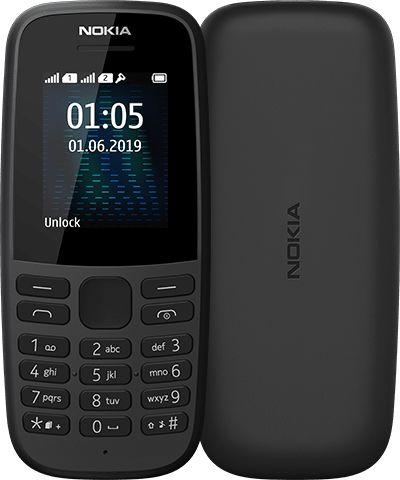 Nokia 105 mobile | New model | Nokia phones | International - English