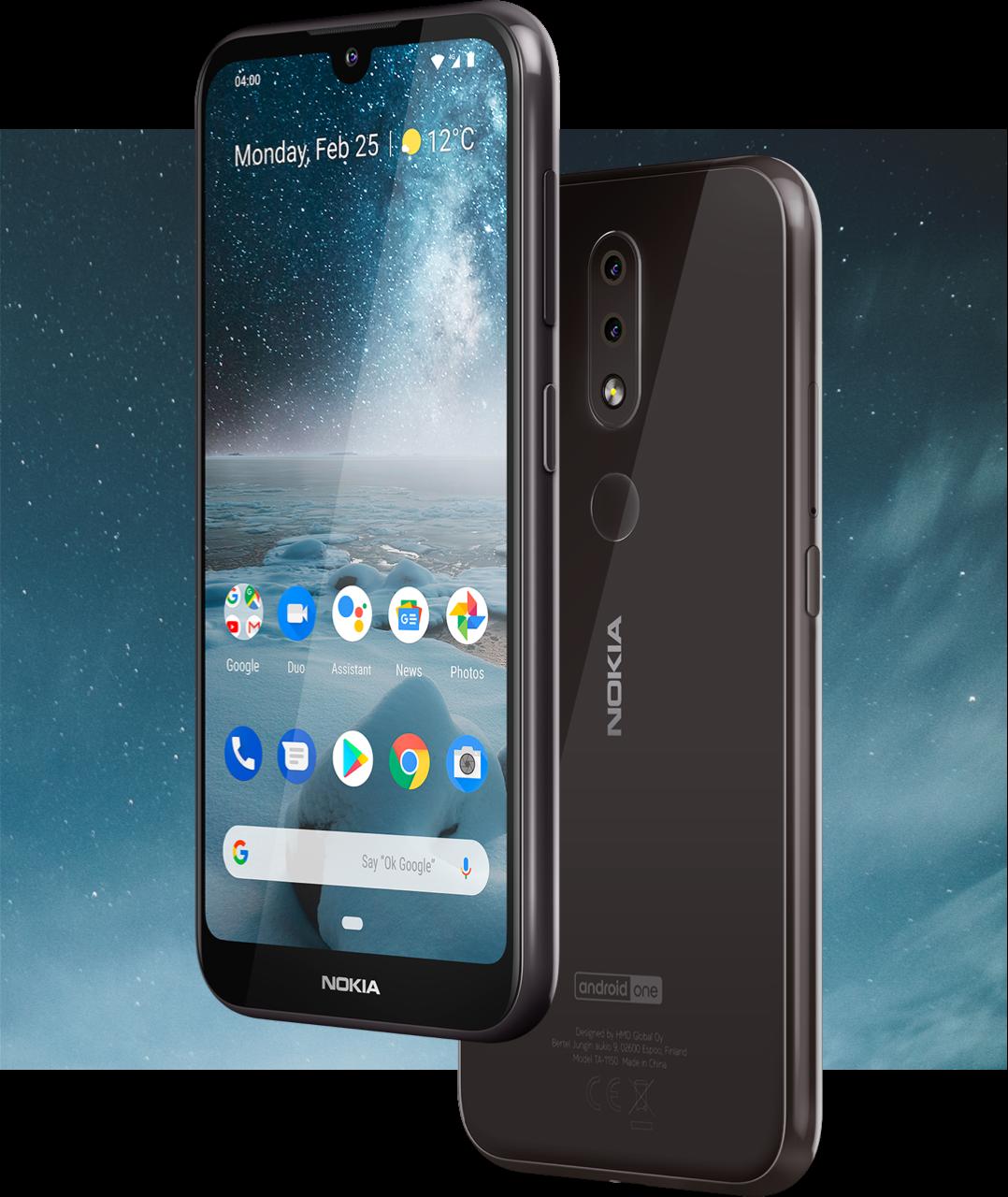 Nokia 4.2 Test