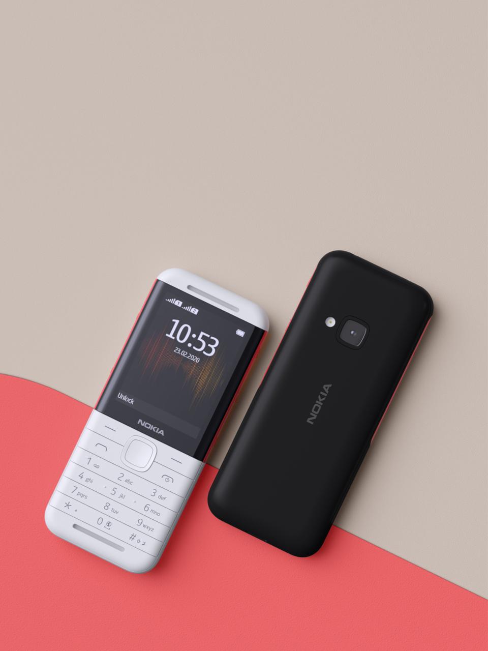 Мобильный телефон Nokia 5310 (2020) 8