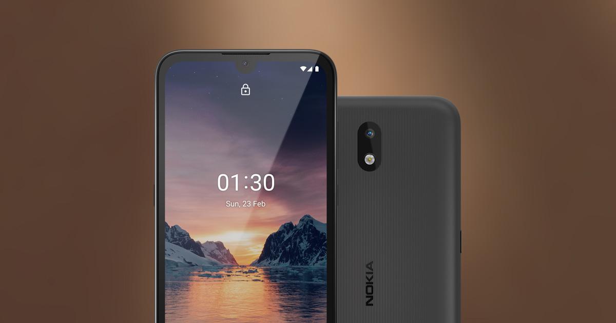 Nokia 1.3 افضل هواتف نوكيا