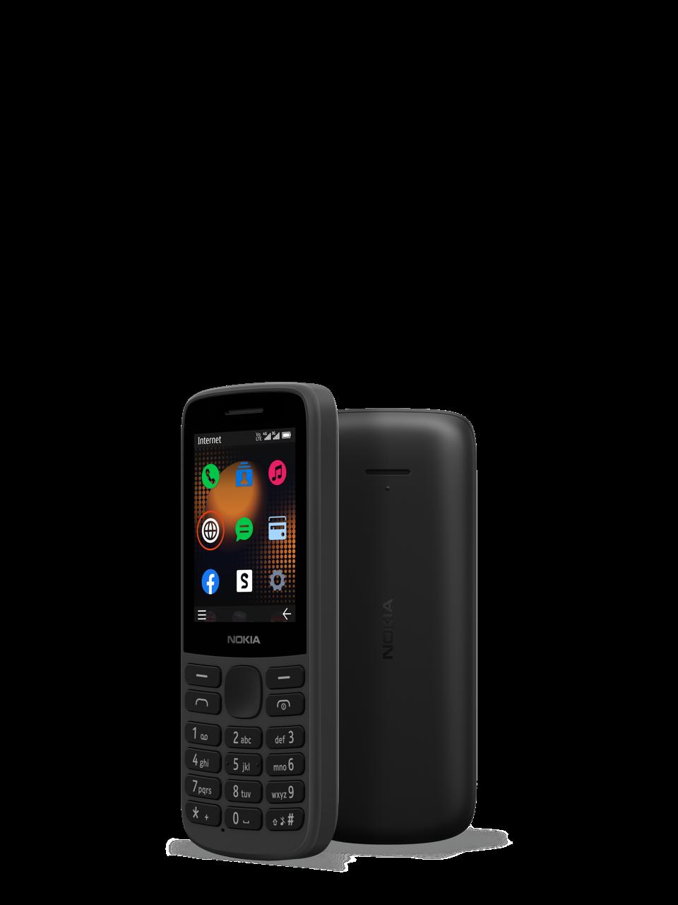 Мобильный телефон Nokia 215 4G 4