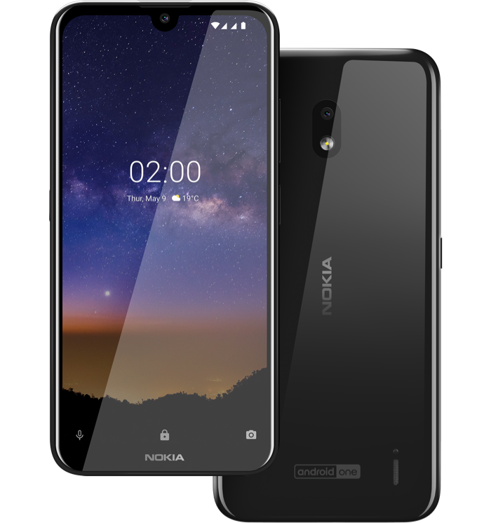 Turn GPS on your Nokia 2 Android 7.1 on or off