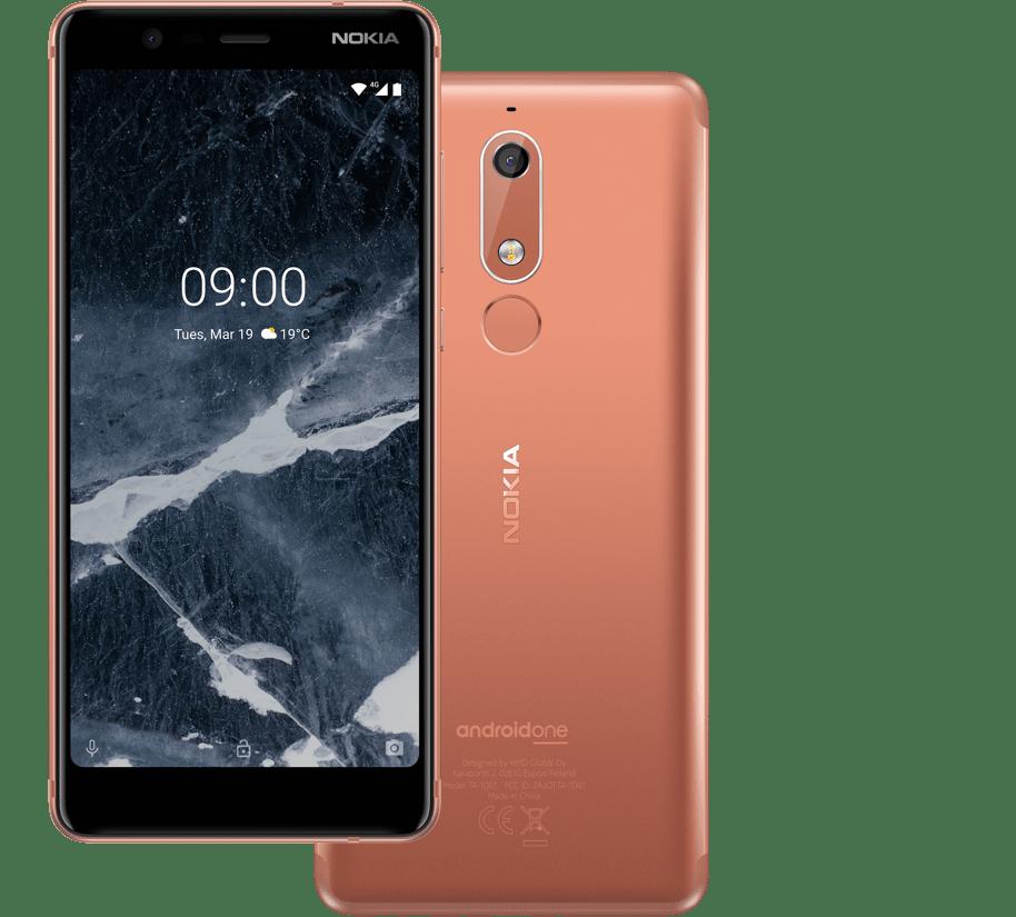 Nokia 5 Ongelmat