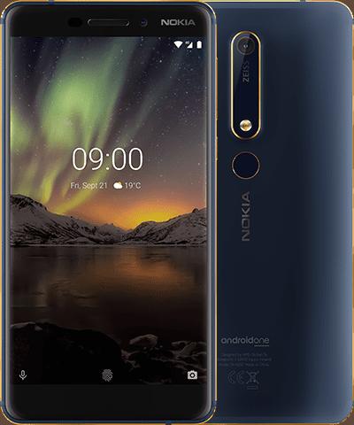 Nokia 6 1 Mobile Nokia Phones United States English