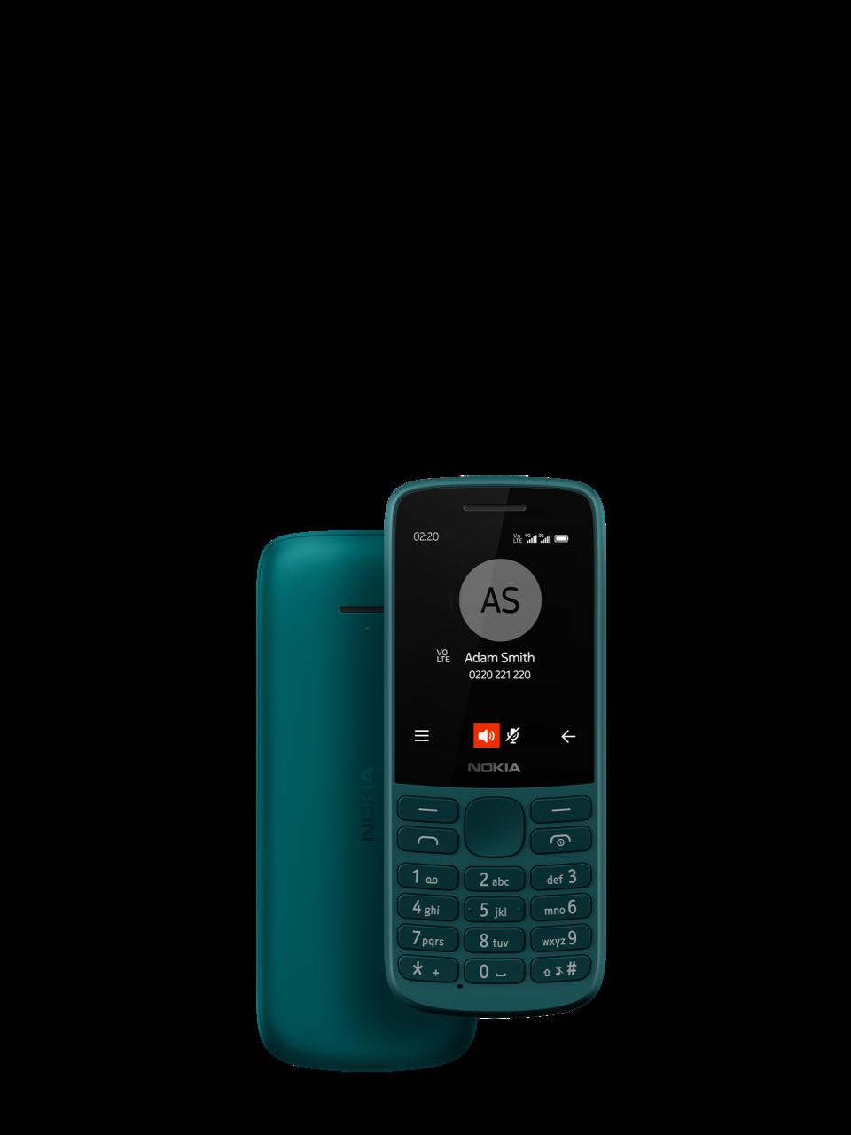 Мобильный телефон Nokia 215 4G 3