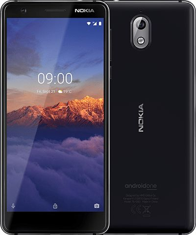 Buy Nokia 3 1 mobile | Nokia phones | New Zealand - English
