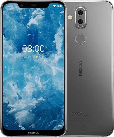 Nokia 8.1 mobile   Nokia phones   International - English