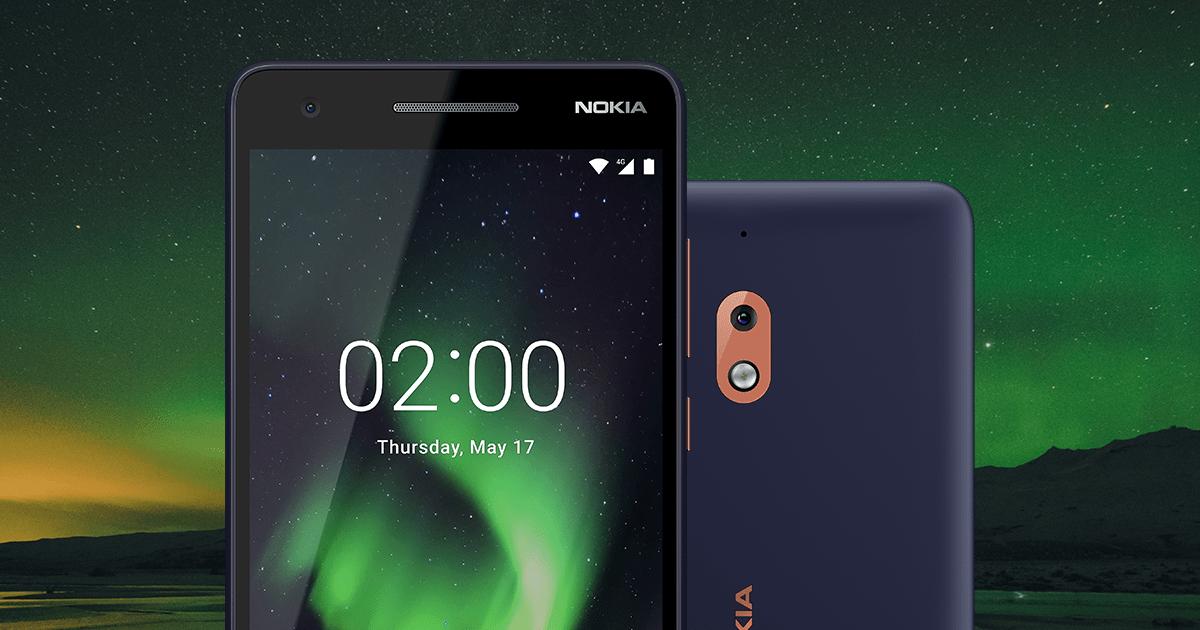 Nokia 2 1 Long Lasting Entertainment Nokia Phones