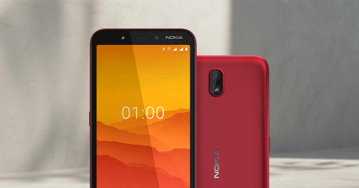 Image result for Nokia C1