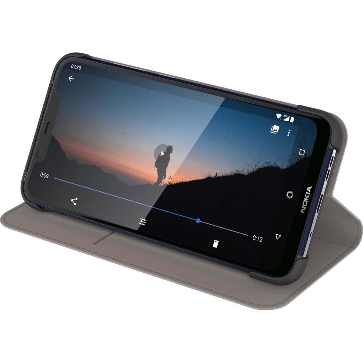 promo code 71a77 901e6 Nokia Entertainment Flip Cover | Phone case with stand | Nokia phones