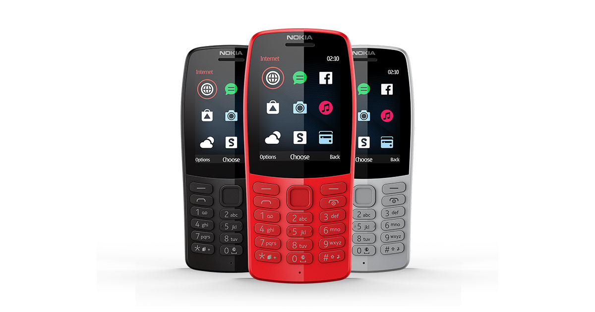 Buy Nokia 210 mobile | Nokia phones | Bahrain - English