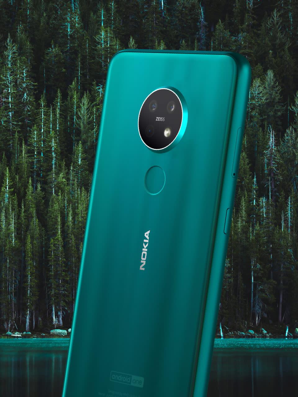 Nokia 7 2 | Nokia phones | International - English
