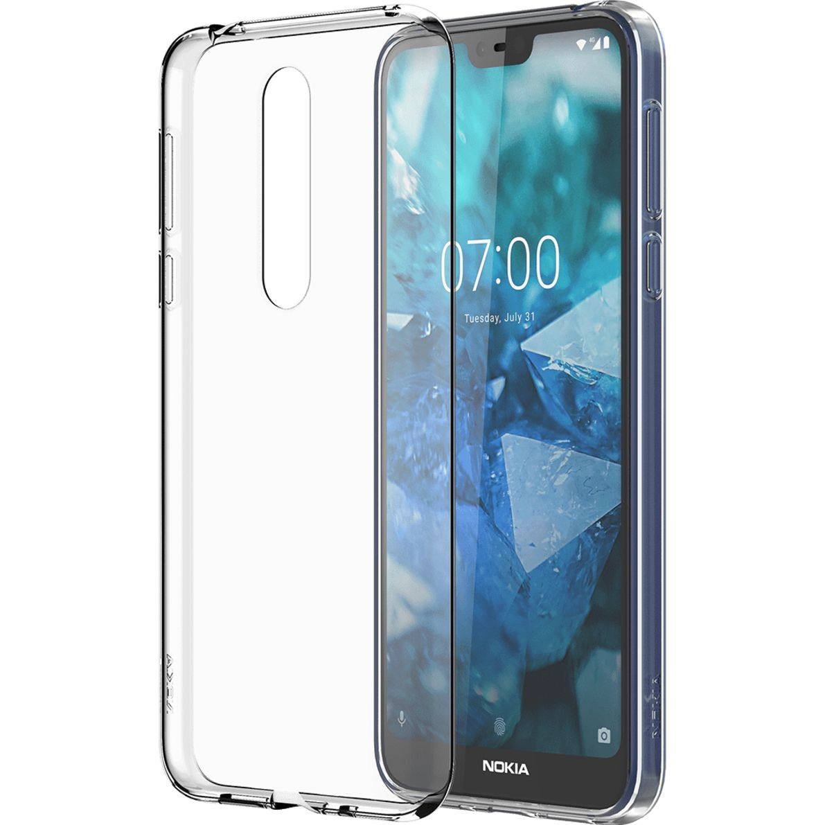online retailer 68c32 af29f Nokia Clear Case | transparent case | Nokia phones