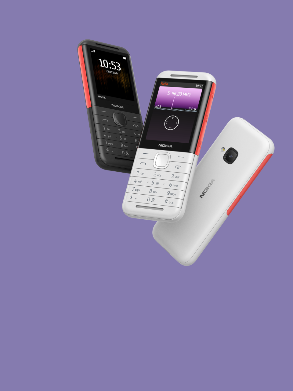 Nokia 5310 2020 Xpressmusic Mobile Phone With Long Lasting Battery Nokia Phones International English