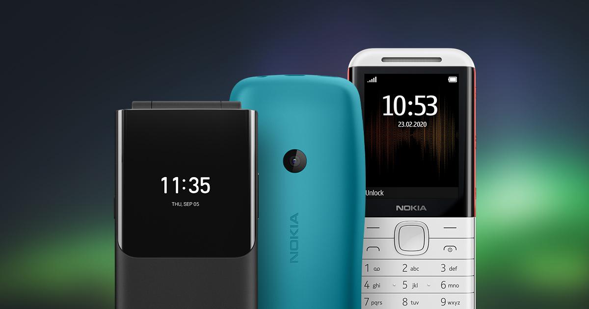 Nokia Feature Phones Nokia Phones