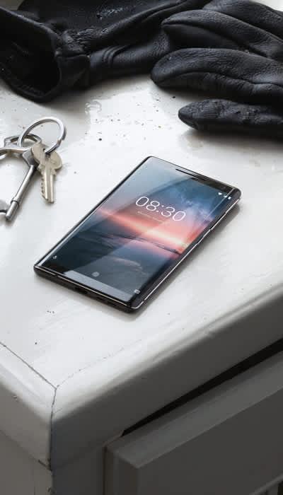 Nokia 8 Sirocco – Ordinary life deserves an extraordinary phone