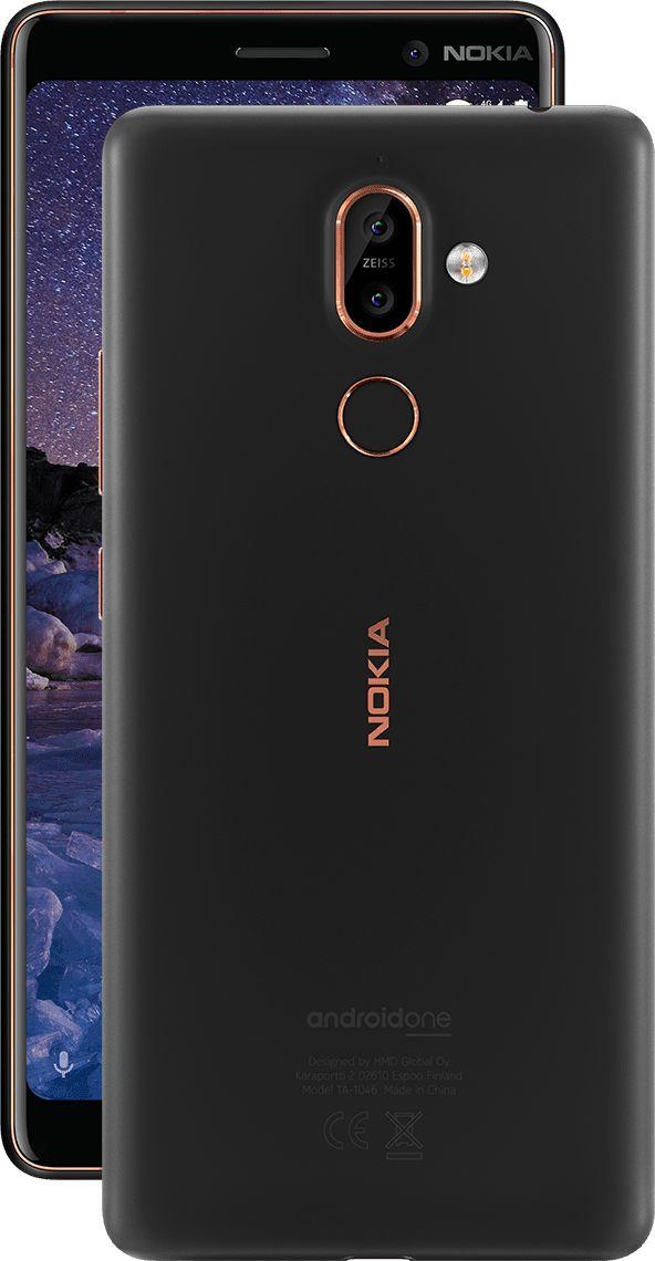 best service 8b548 d3680 NOKIA 7 PLUS (4GB RAM | 64GB ROM) ORIGINAL set! RAYA PROMOTION