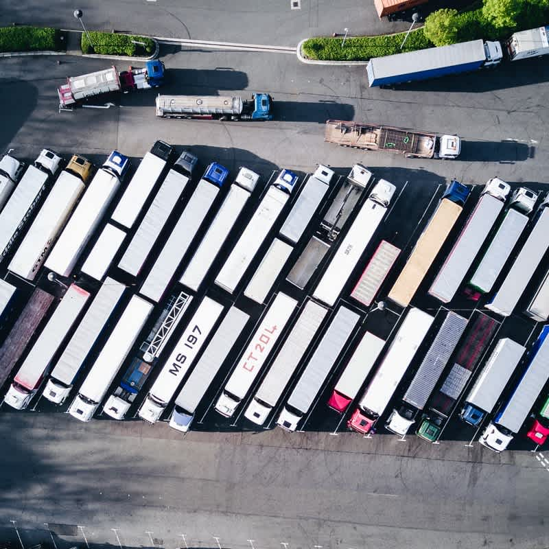 Extra truckparkings in regio West-Brabant door Europese subsidie
