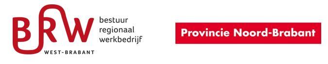 Logo BRW + Provincie Noord-Brabant
