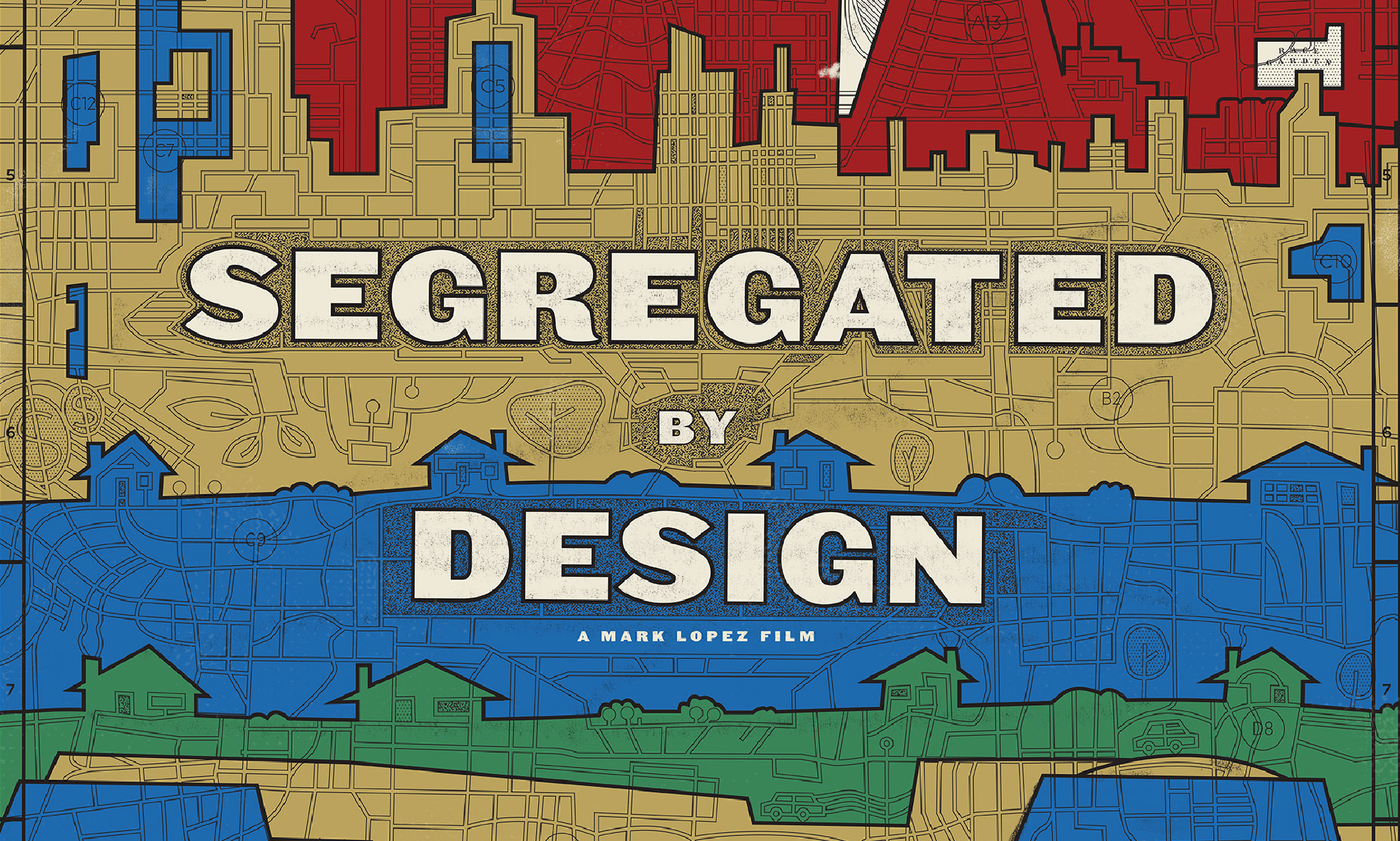 Segregated by Design is an award-winning short film based on the best-selling book The Color of Law.