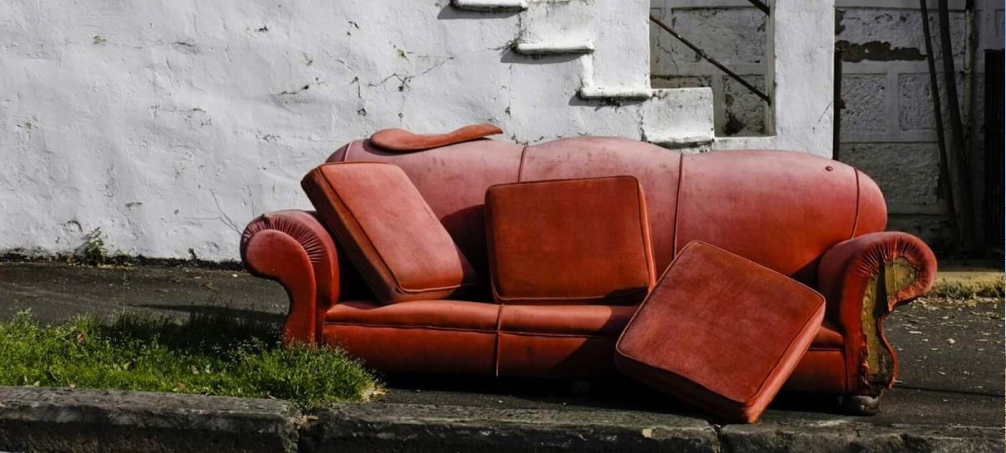 No more curbside sofas.