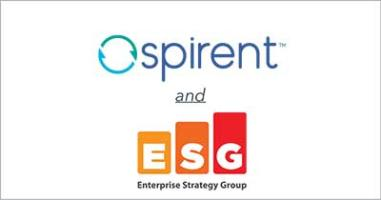 ESG & Spirent - Cyber Security in Transition