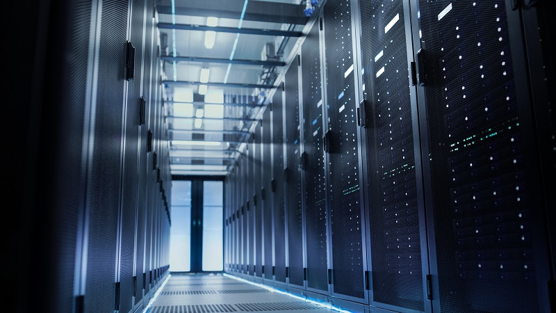 Time to Unlock Telecom's Next Innovation Wave Blog Image - Server Room