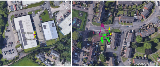 GPS spoofing: New live sky tests