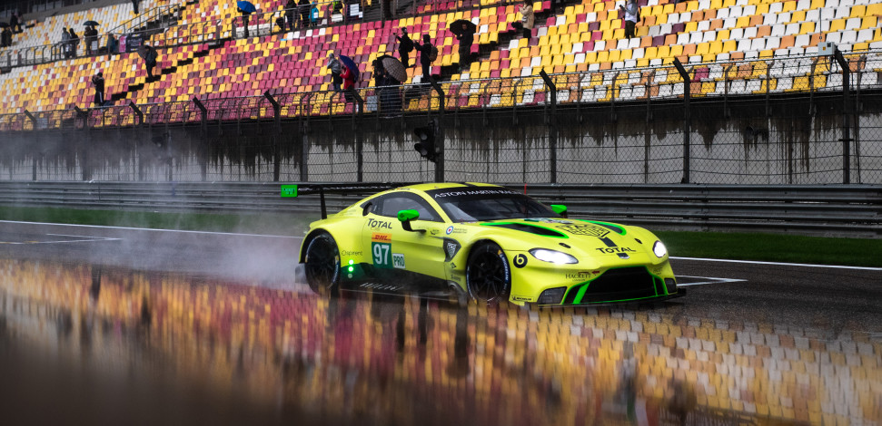Blog - Spirent Aston Martin Racing iTest Case Study